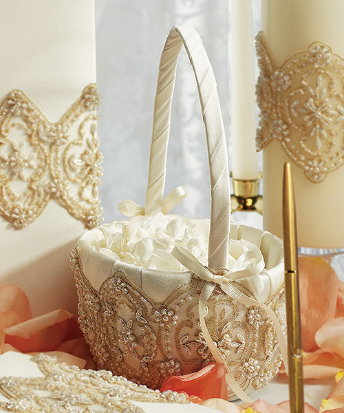 Flower Girl Baskets Wedding Accessories Wedding Bomboniere Wedding