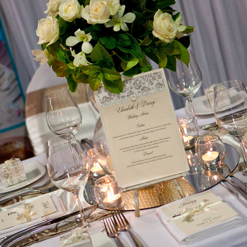 Beautiful mirror centerpieces for weddings images styles